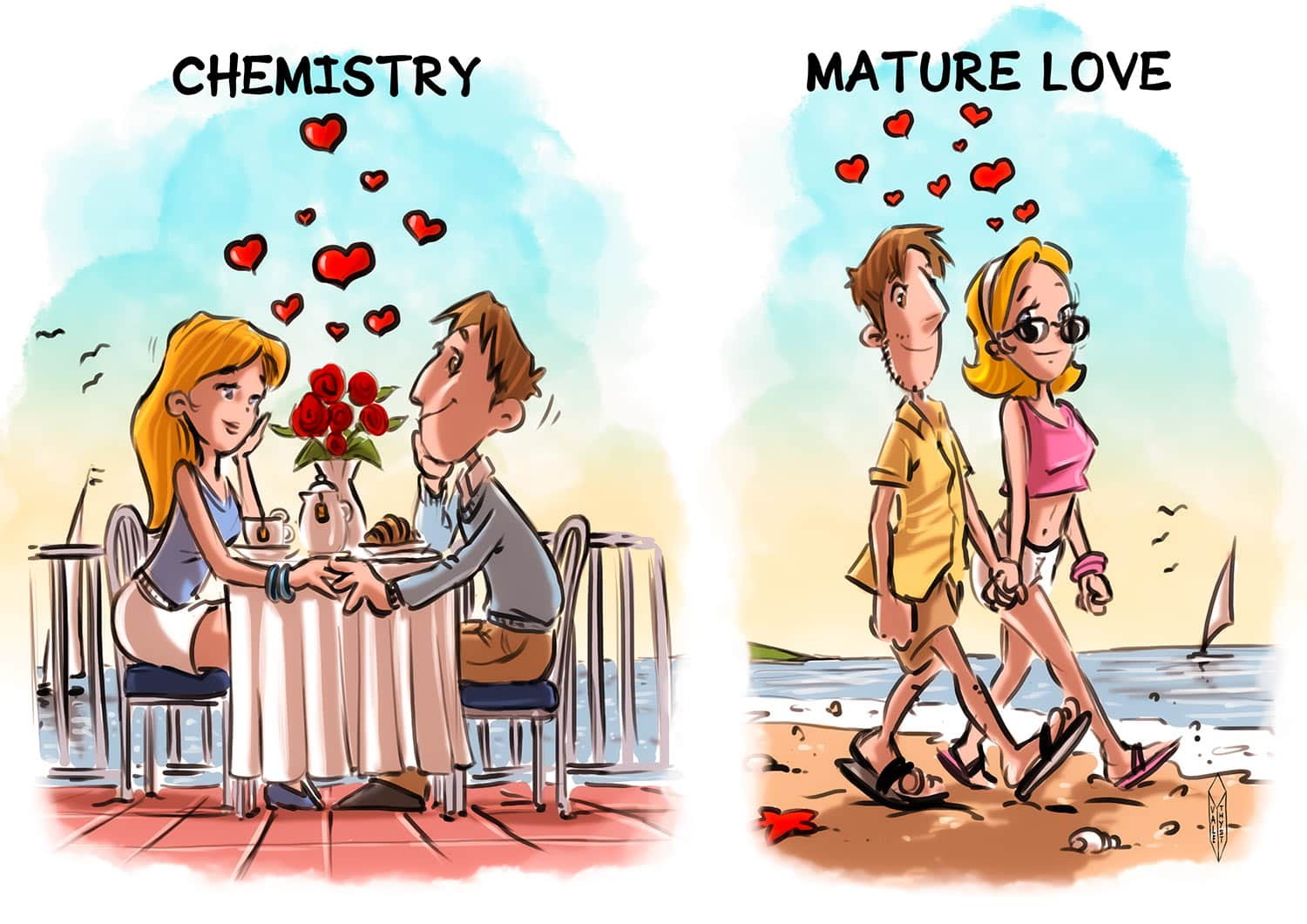 dating coach - mature love